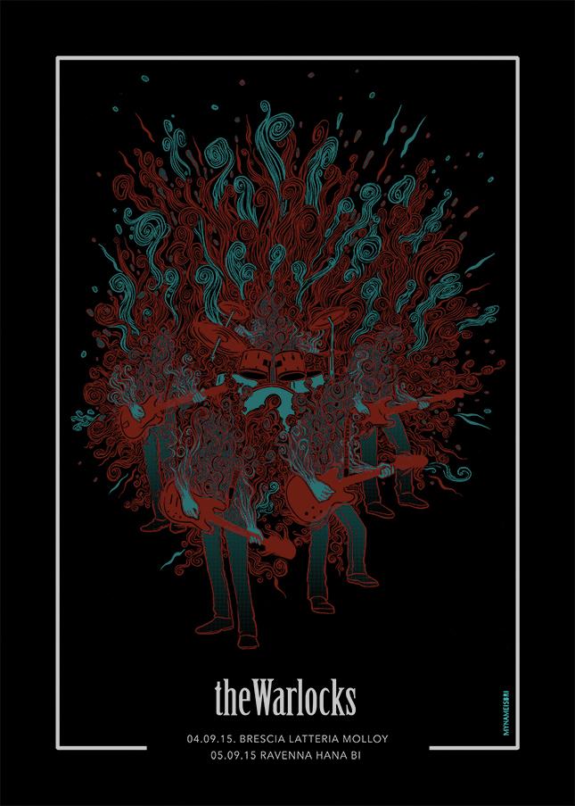 Slowdive - Fiera della Musica 2015