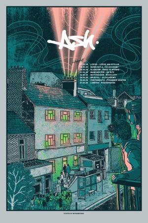 Ash Gig Poster